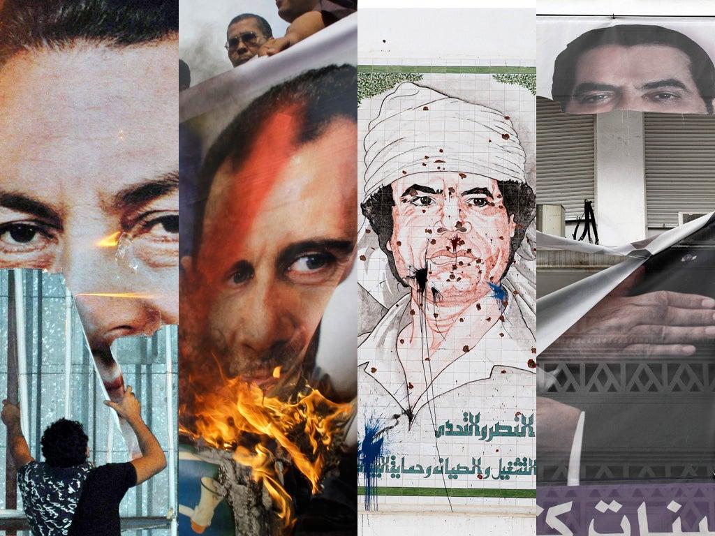 Middle East Dictatorship?