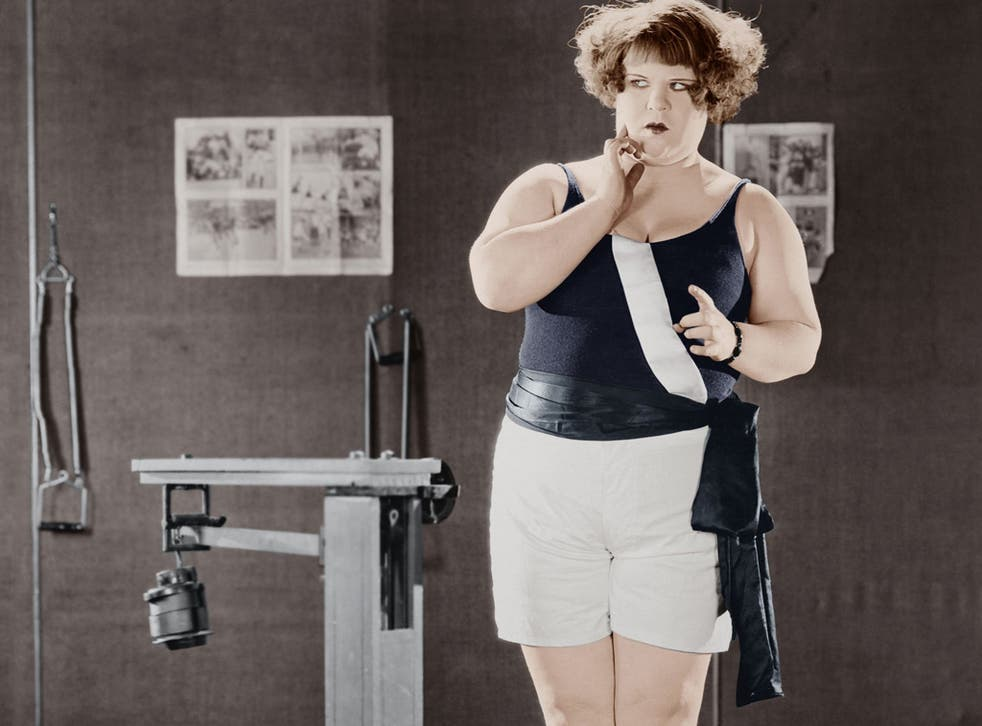 Slimming fads have been around for more than 2,000 years