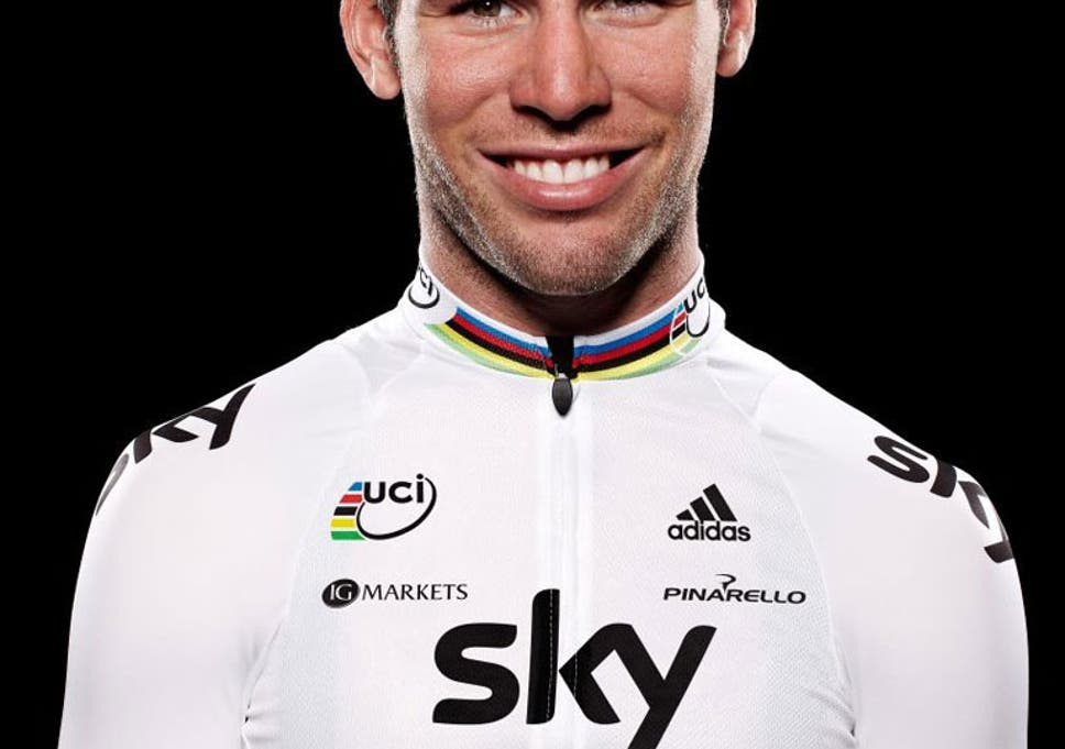 484d00db96d Cavendish was unveiled as the head of Team Sky's 10-strong British  contingent
