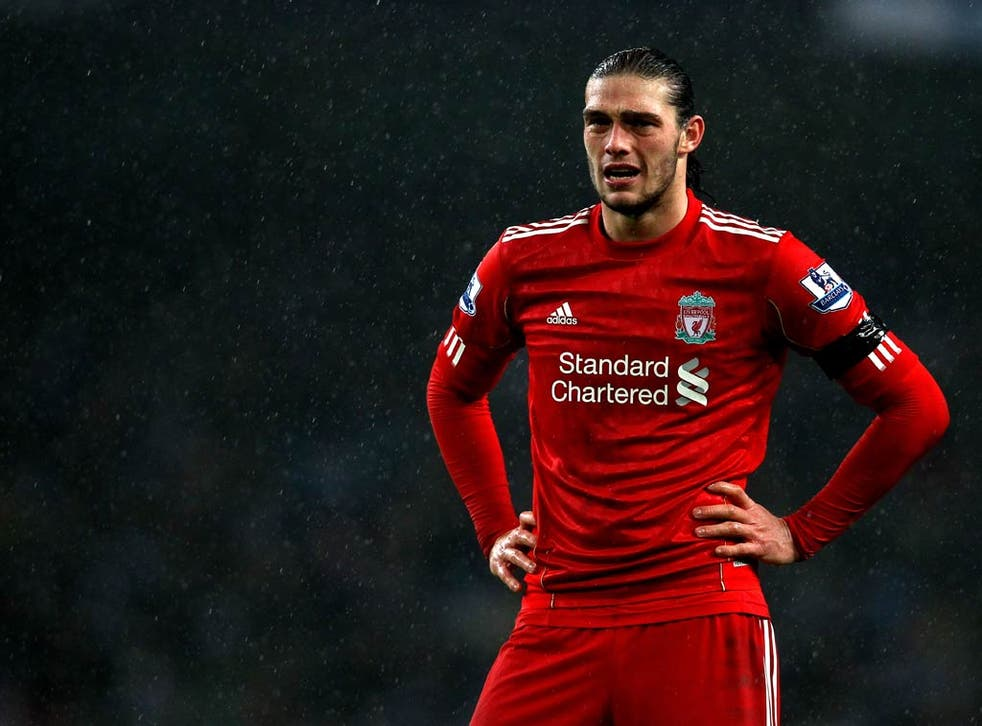 Andy Carroll has failed to live up to his £35m price tag