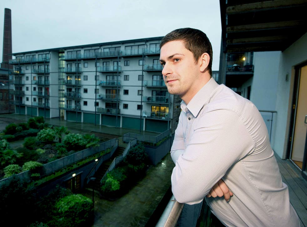 An ex-runaway, 24-year-old Carl Hillier dreams of entering Parliament where he can fight on behalf of young people