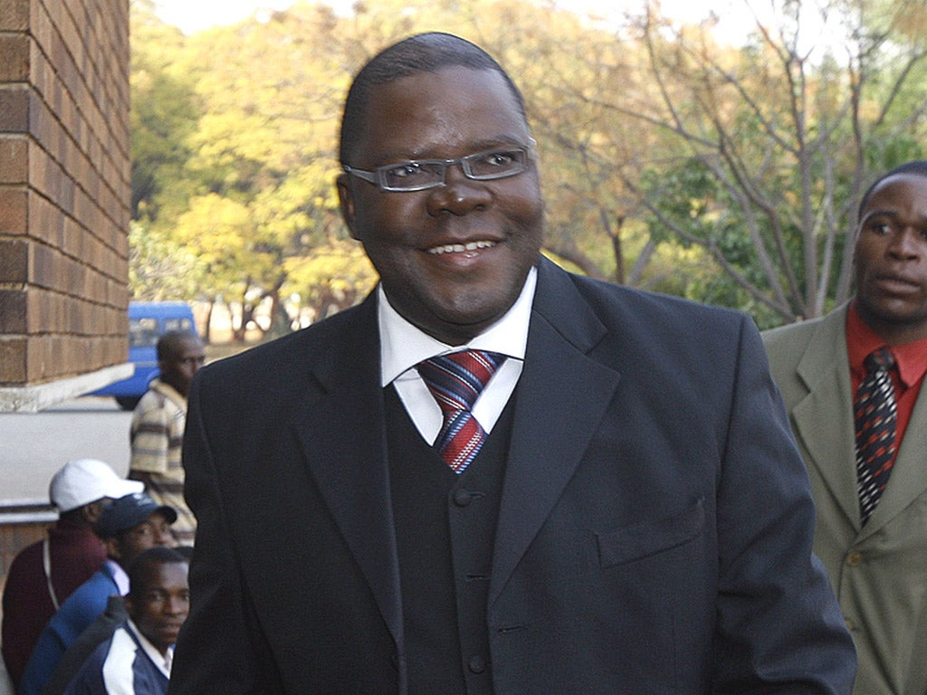 Zimbabwe minister gets his knickers in a twist over undergarment imports | The Independent