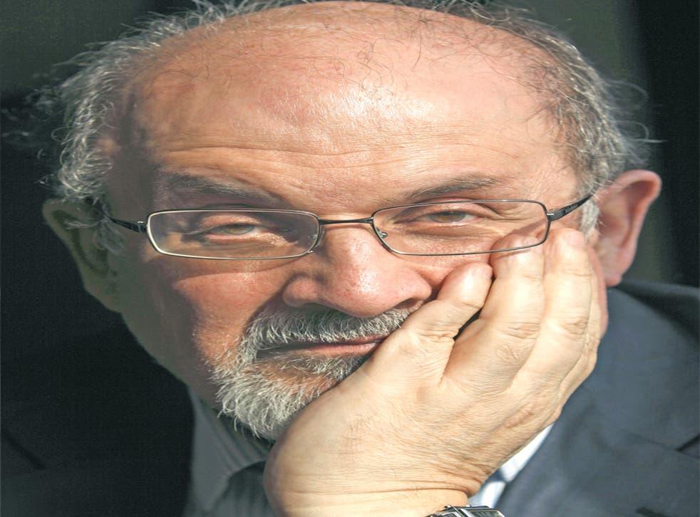Salman Rushdie was born in Mumbai