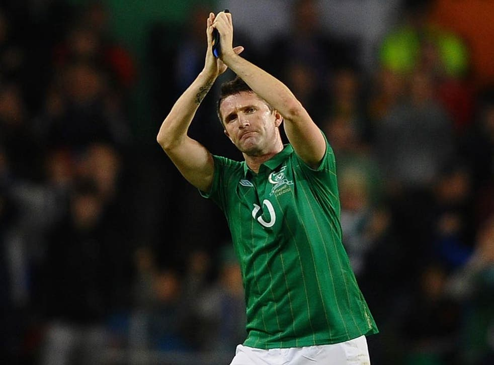 Robbie Keane has completed his loan move