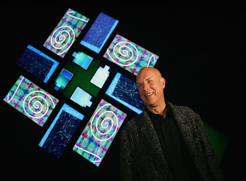 Digital imprint on the mind: Brian Eno