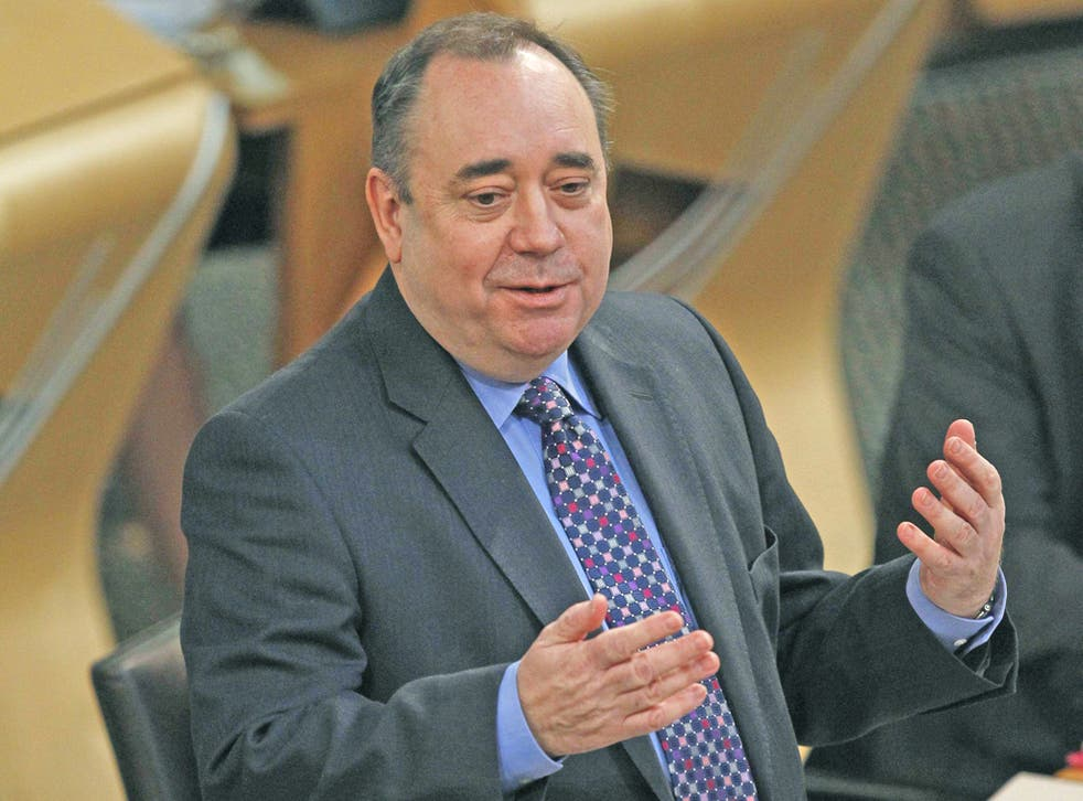 Alex Salmond has called for a meeting with the Scottish Secretary later this month