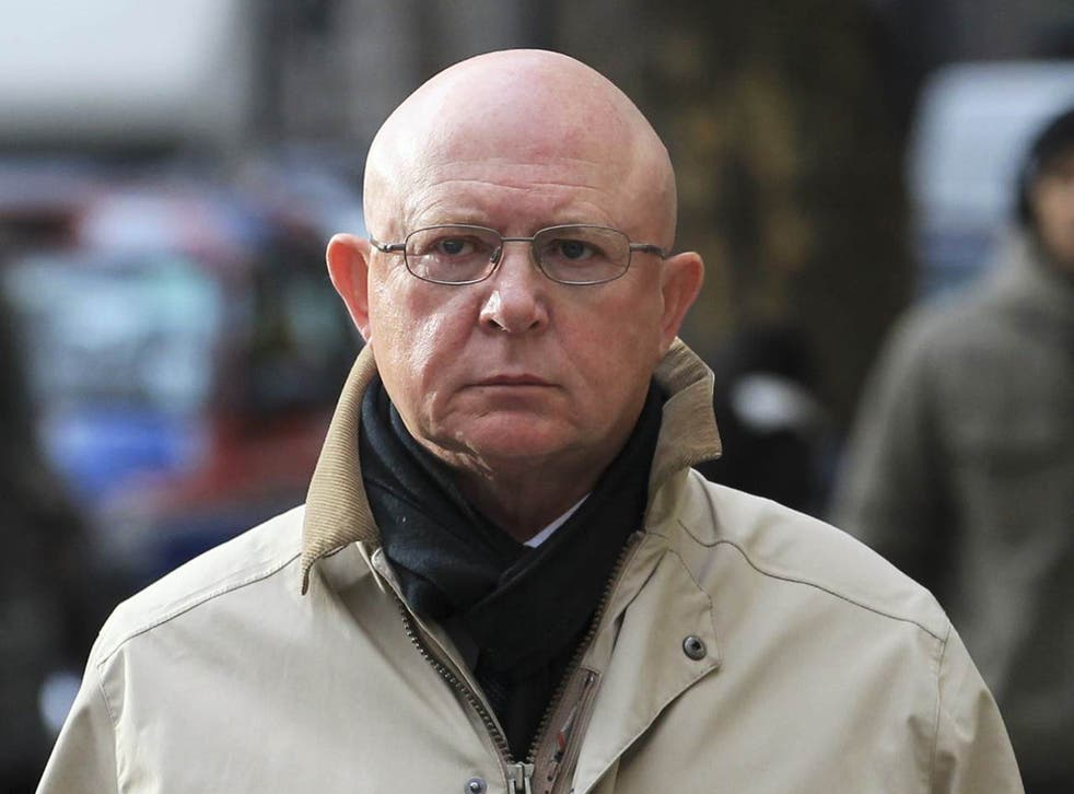 Peter Hill, the ex-Express editor, denied he had been 'obsessed' with the Madeleine McCann story