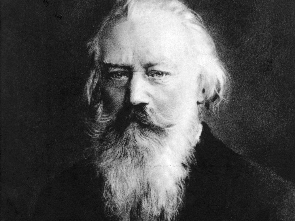 Brahms the hungarian connection explores the composers love of the composer johannes brahms fandeluxe Choice Image
