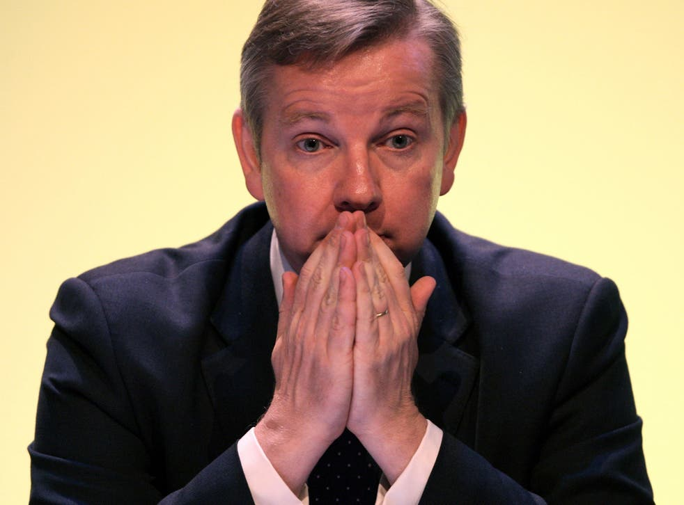 Michael Gove today lost the latest round in his freedom of information battle