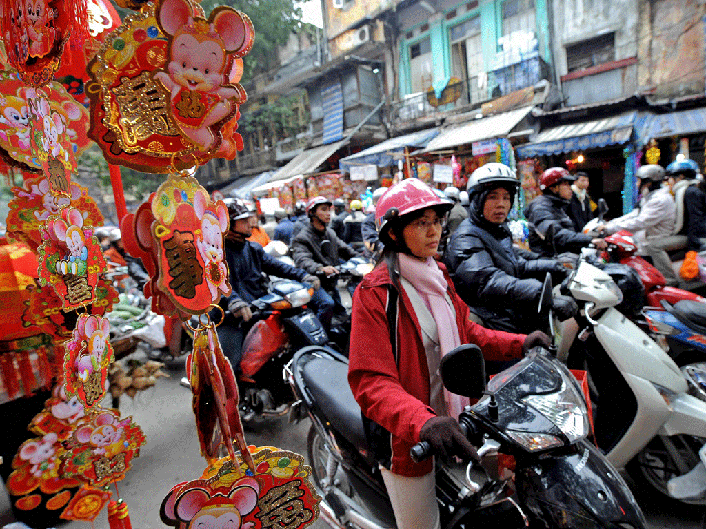 A breathless week in non-stop Vietnam