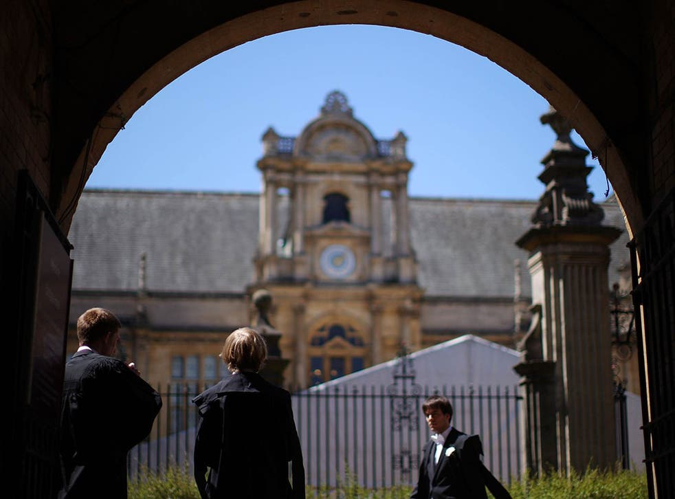 Universities, including Oxford, pay an average £14,000 in staff expenses