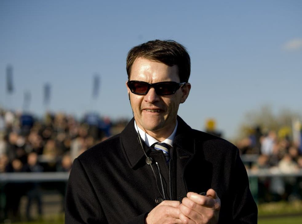 Aidan O'Brien: The trainer is aiming his top older horse at the world's richest race