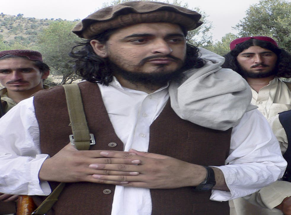 Pakistani Taliban chief Hakimullah Mehsud who it is claimed was killed in a drone strike in Waziristan
