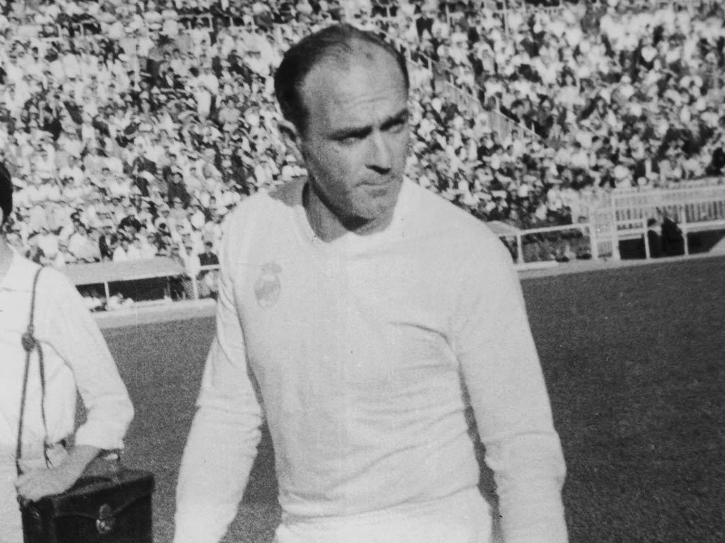 Alfredo Di Stefano dead Real Madrid legend passes away at 88