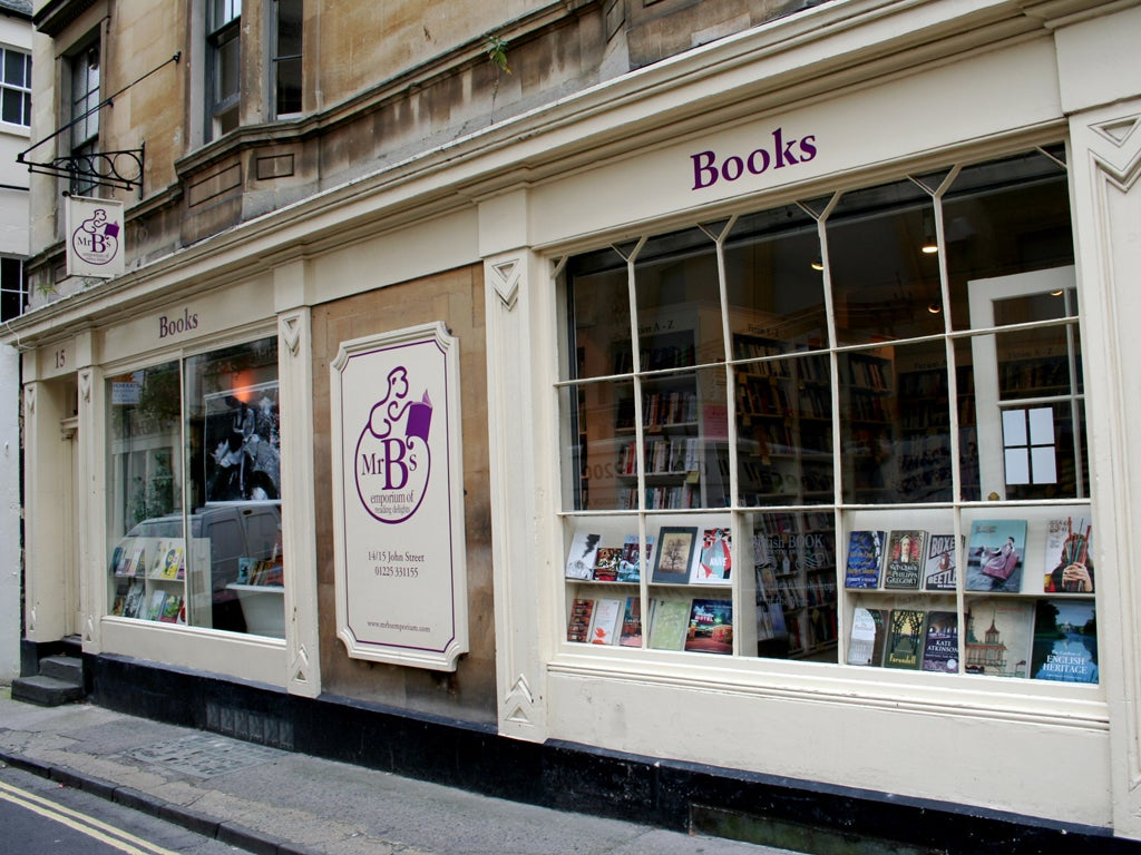 The 50 Best Bookshops The Independent