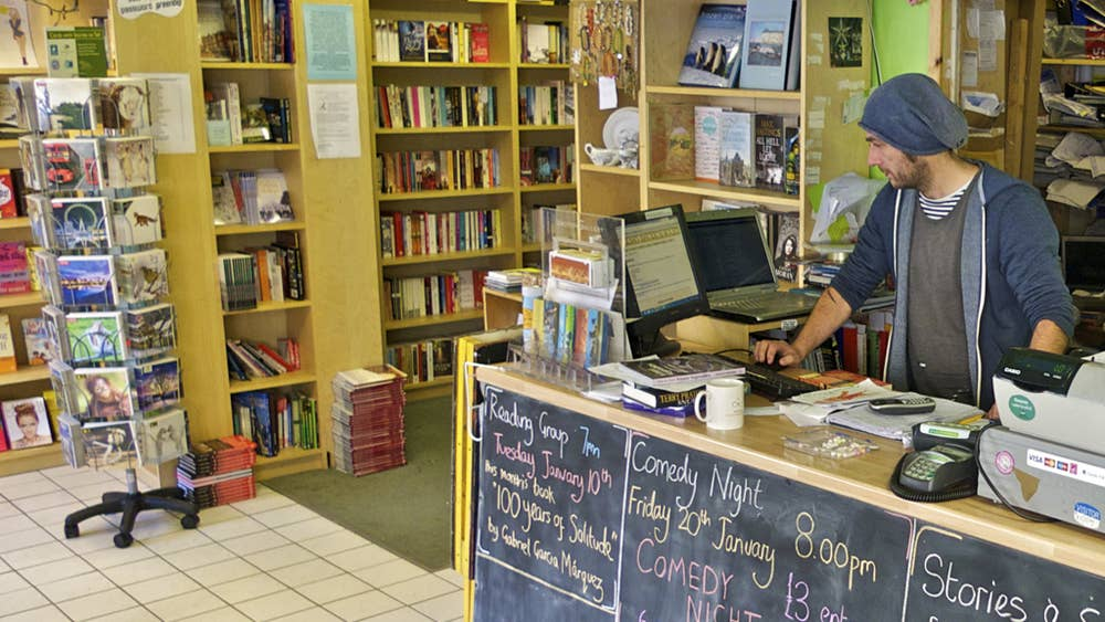 The 50 Best bookshops | The Independent