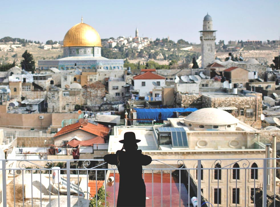 The European Commission report warns that 'attempts to emphasise the Jewish identity' in Jerusalem 'threatens its religious diversity'