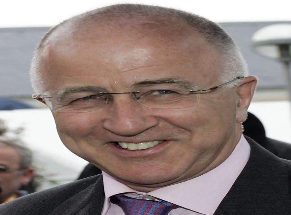 Former Labour minister Denis MacShane