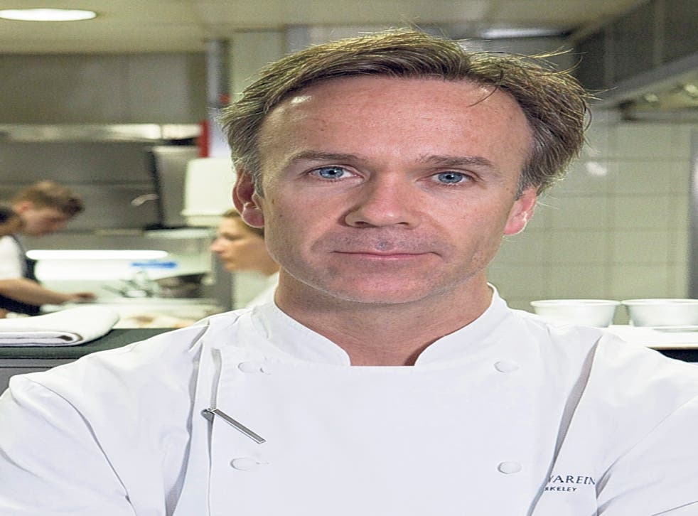 Marcus Wareing is the chef/patron of Marcus Wareing At The Berkeley