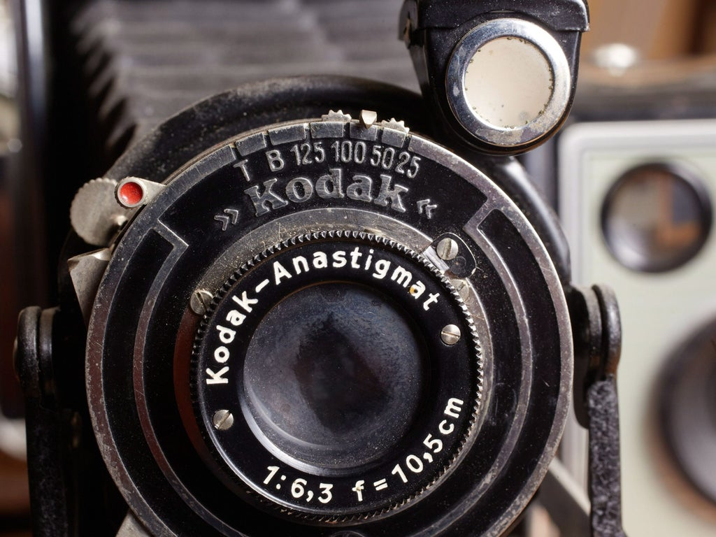 The moment it all went wrong for Kodak   The Independent