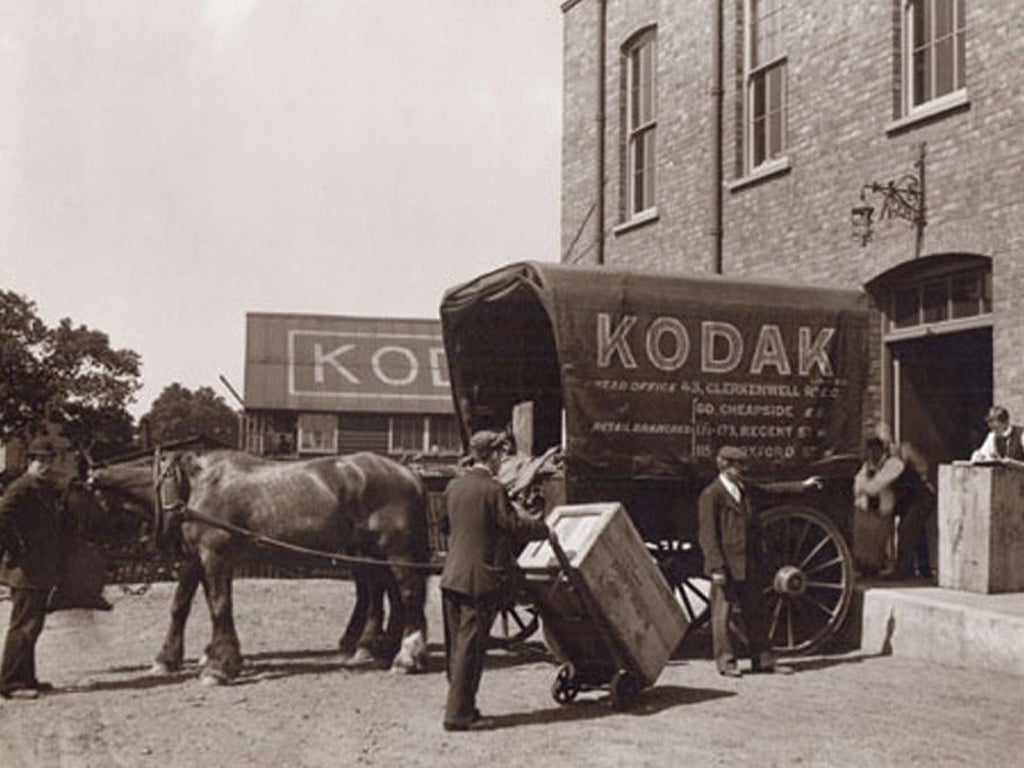 The moment it all went wrong for Kodak | The Independent