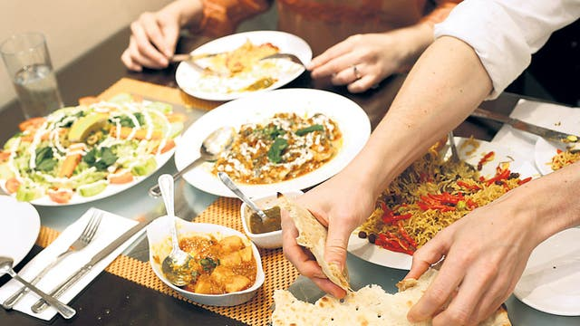 A delicious surprise: the varied flavours of Afghan cuisine are gaining a following in Britain