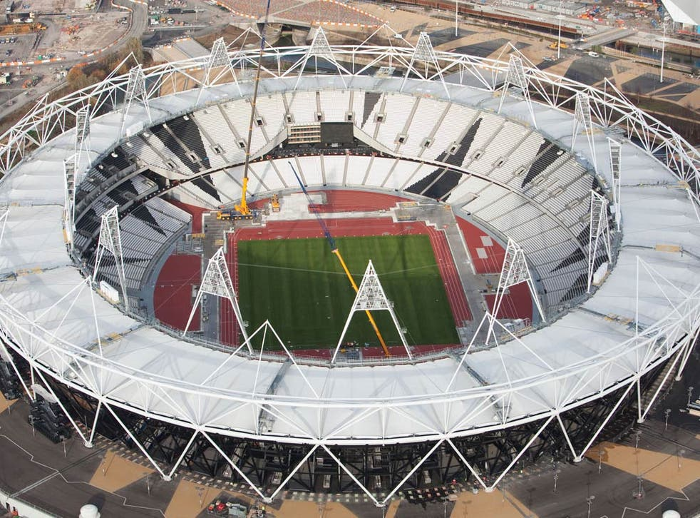 The Olympic Stadium in Stratford will play host to the opening ceremony