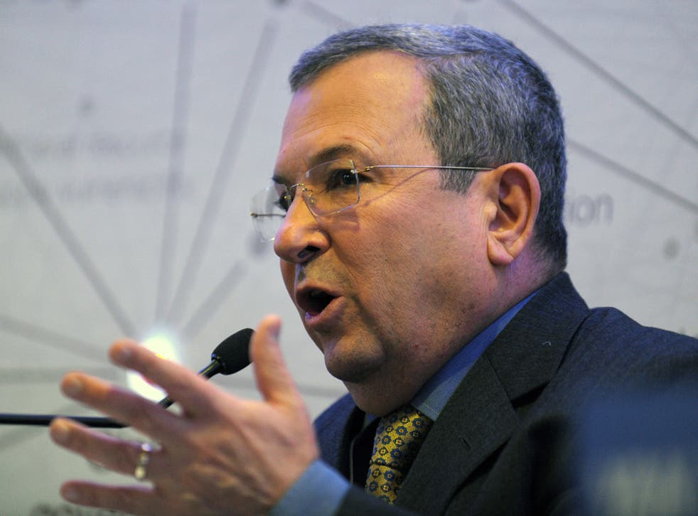 Ehud Barak warned that soon, even a surgical strike on Iran might fail to stop it making a nuclear bomb