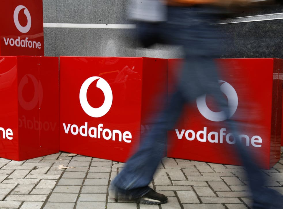 Vodafone will lead the way in dividend payouts in 2012