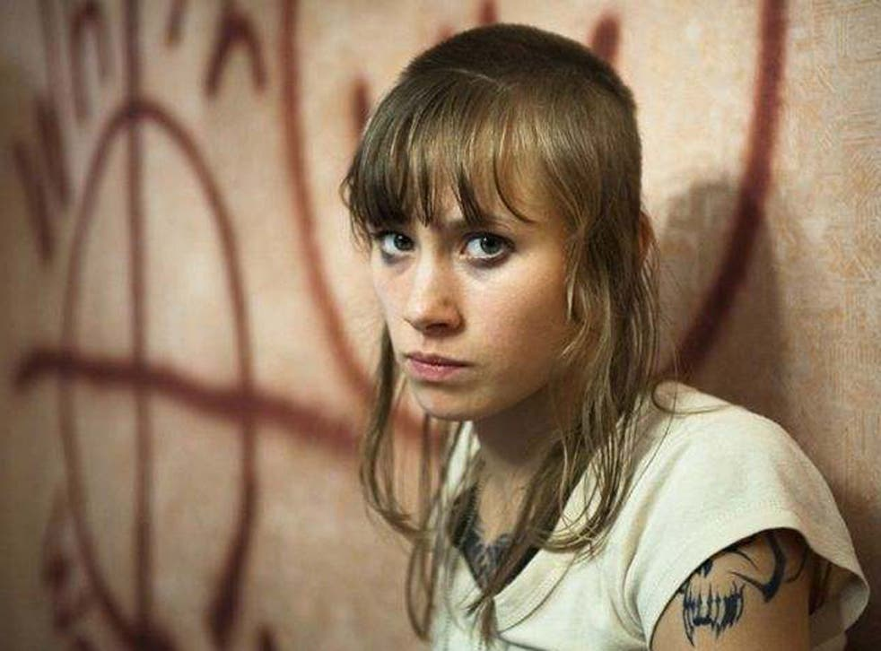 Alina Levshin stars as Marisa in David Wnendt's film Kriegerin