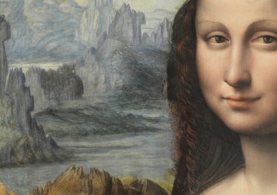 Mona Lisa Copy Was Painted By Leonardos Pupil The Independent