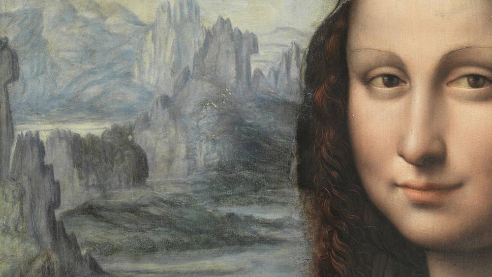 Mona Lisas Twin Sister Is Discovered 500 Years Late The