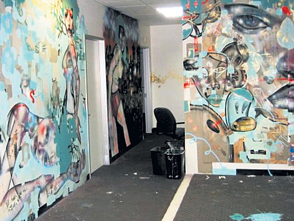 the most expensive wall painting ever the independent
