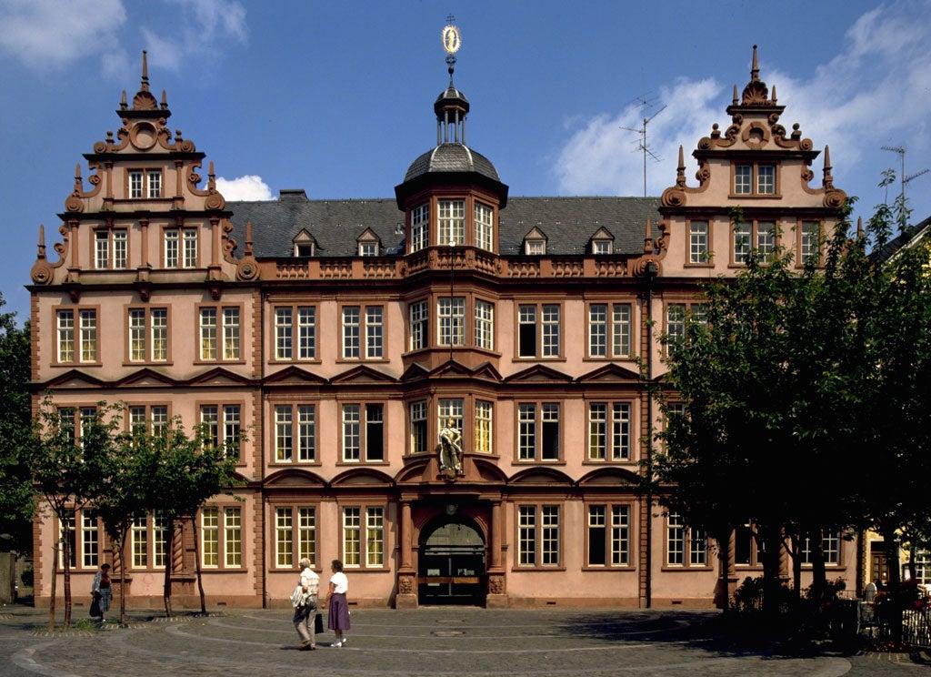 Mainz sex show city