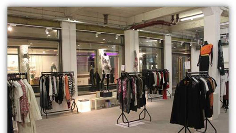 The Fashion Audit: Glassworks Studio, QR codes, LouLou and Olympic