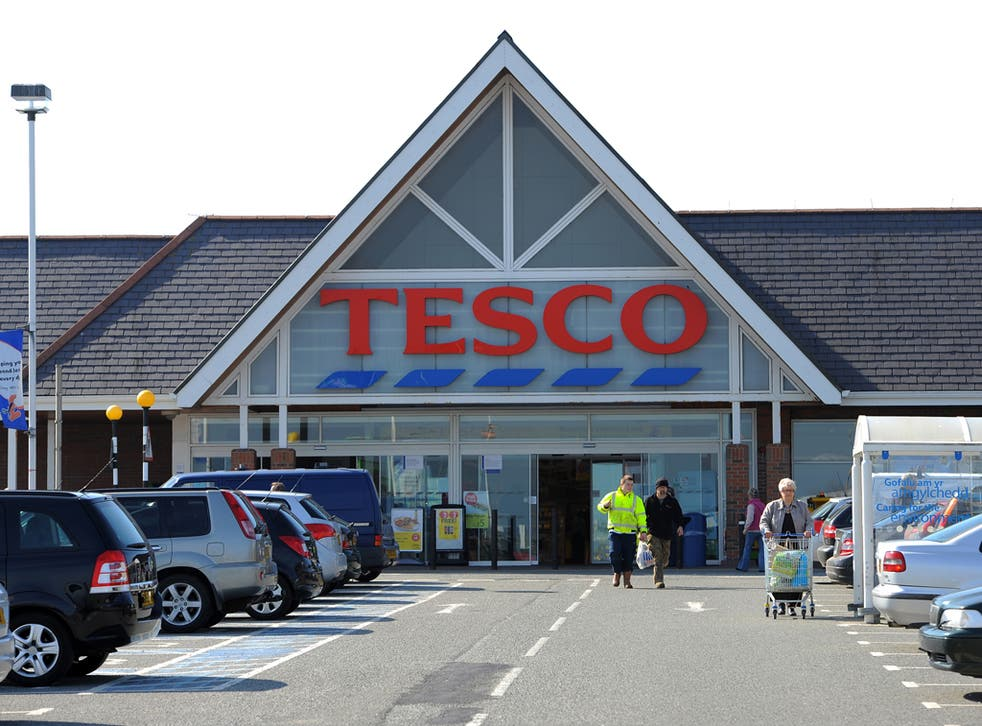 Tesco offered today to pay youngsters on a Government work experience scheme