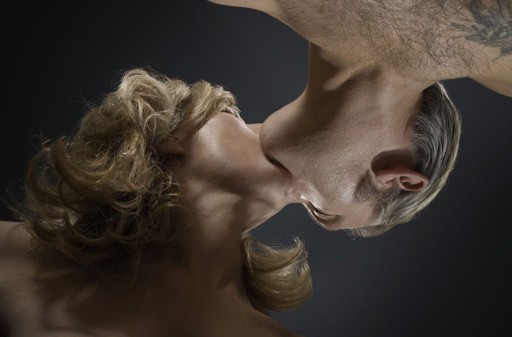 Pucker up: The art of kissing | The Independent