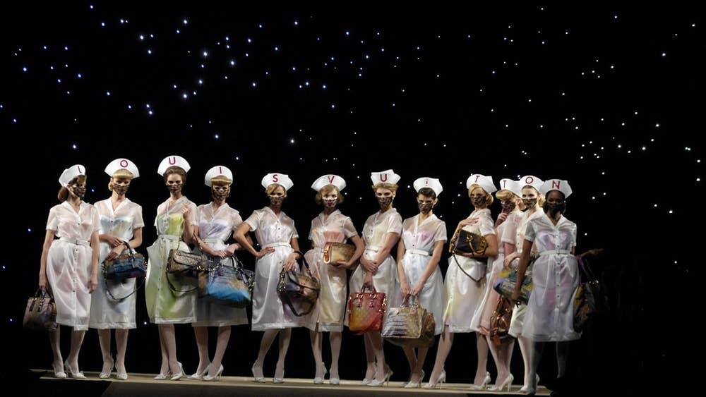 0ab2ffc47d4 An American in Paris: Marc Jacobs' 15 years at Louis Vuitton | The ...