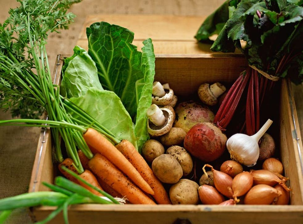 Convenience food: Veg boxes have become a part of modern life