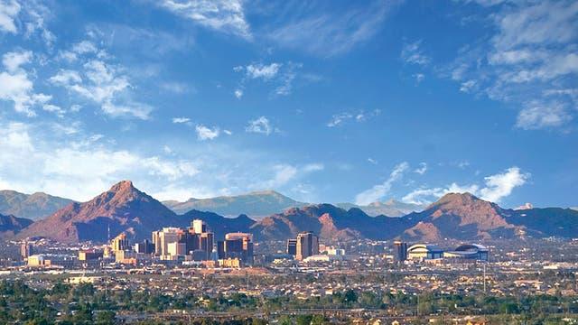 Wild West: Arizona's capital Phoenix