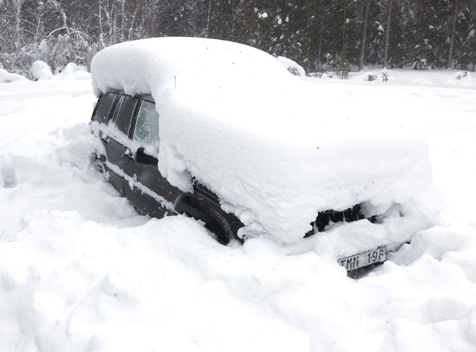 Snow drifts can cause mayhem but often bigger dangers lie in being caught in traffic jams and being unable to get home