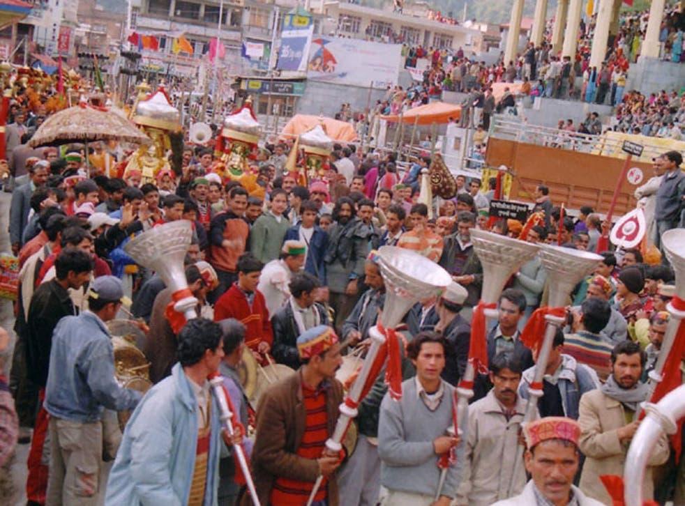 The festival of Shivratri