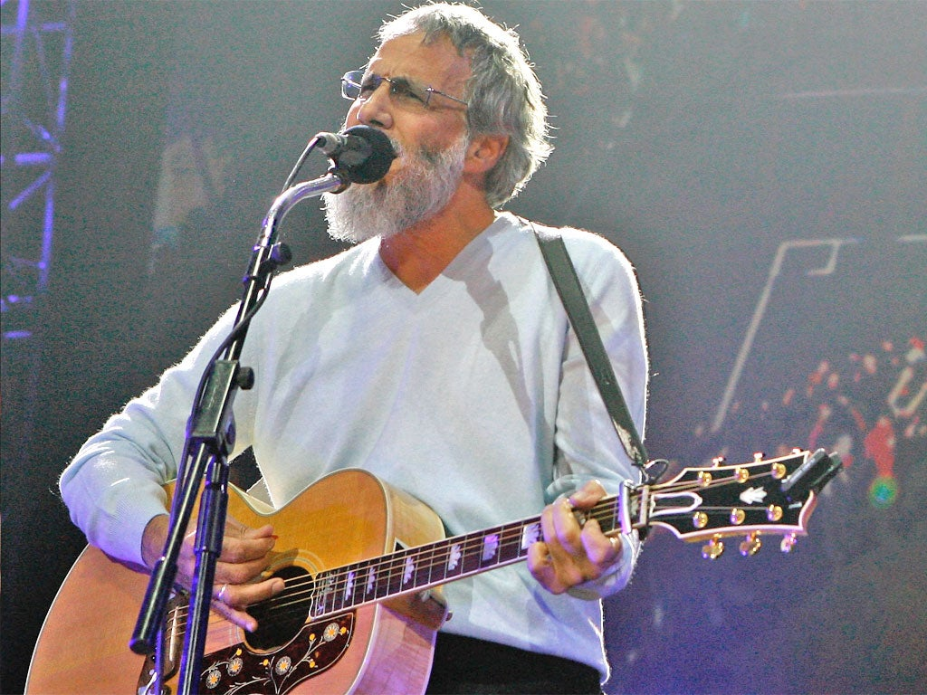 Yusuf/Cat Stevens reveals the near-death experience that led him to convert to Islam