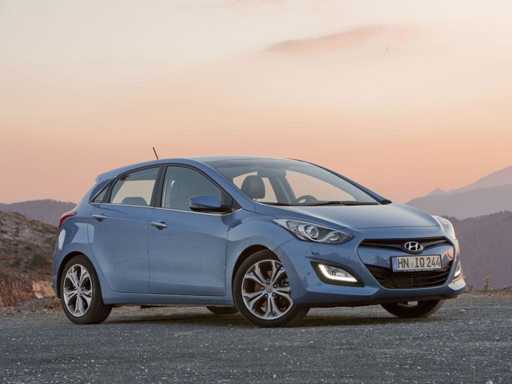 Hyundai i30 first drive the independent fandeluxe Gallery