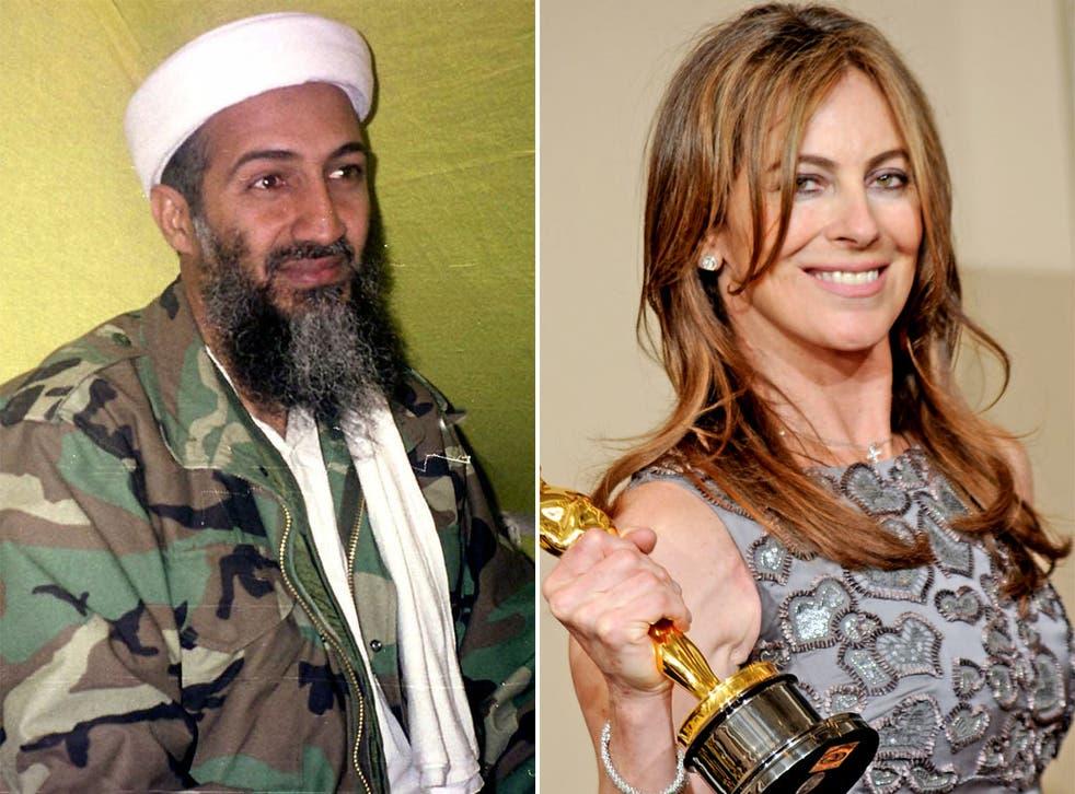 Osama Bin Laden and Kathryn Bigelow