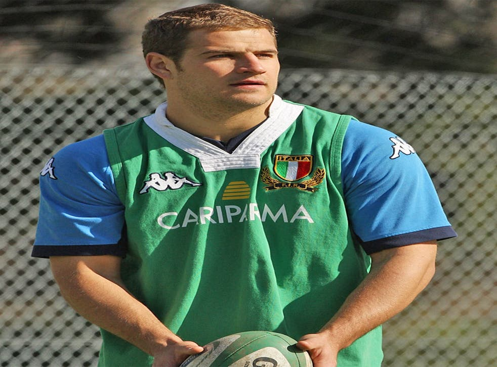 Tobias Botes will start at fly-half for Italy against Ireland