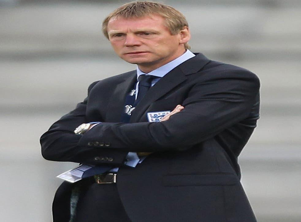 Pearce rang Defoe, Lescott, Dawson, Jagielka and Crouch to break bad news