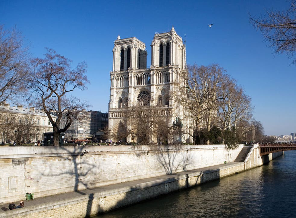 Notre Dame cathedral in Paris has had its bells replaced temporarily with a recording