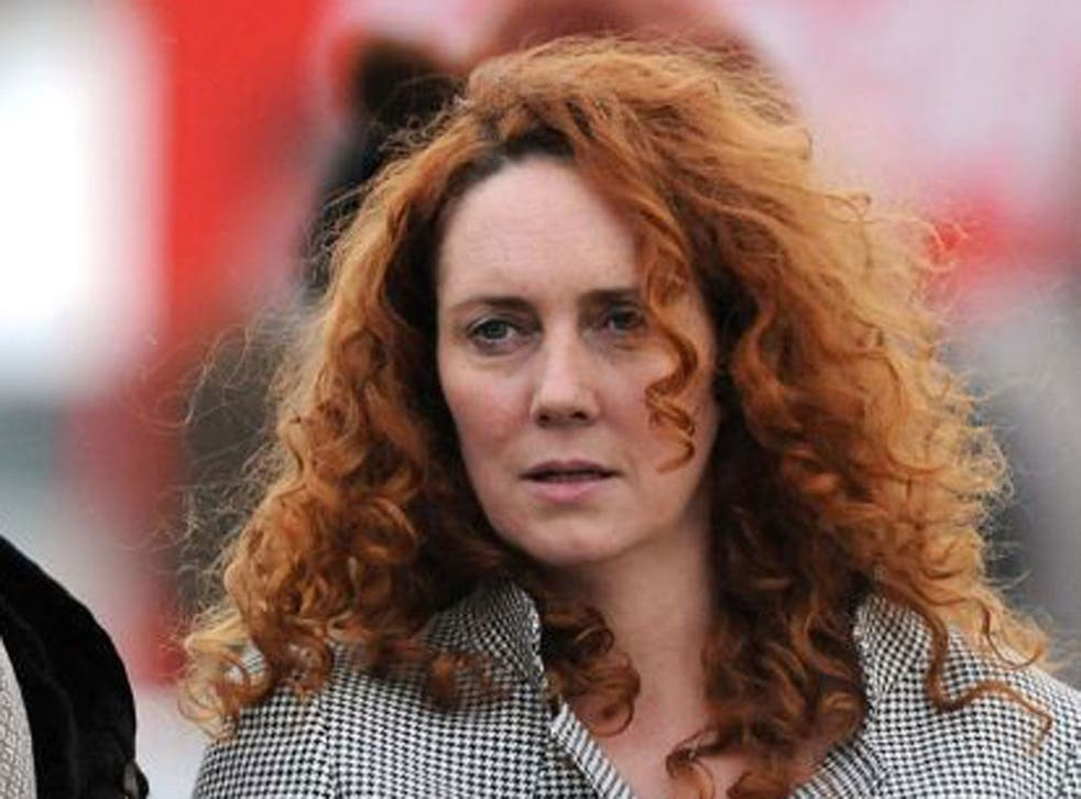 Rebekah Brooks was arrested two days after she resigned as chief executive of News International last July