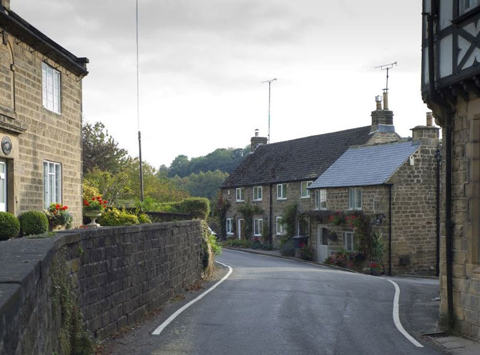 Ashover has all the appeal of the Peak District but no crowds